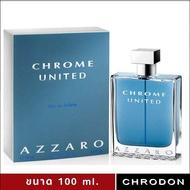 น้ำหอม AZZARO CHROME UNITED EDT