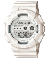 【EASYwatches】CASIO 卡西歐 G-SHOCK GD-100WW-7 全白 GD_100_110_120