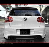 VW GOLF5 GTI MK5 O 後下巴 套件