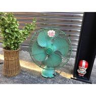 早期大同電扇 E18..⋯可使用、可擺頭#擺設#電扇#早期#大同風扇#風扇#大同