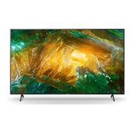 (含標準安裝)【SONY索尼】65吋聯網4K電視 KD-65X8000H
