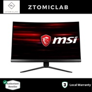 MSI Optix MAG271C Gaming Monitor (Curved/144Hz/27)
