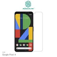 強尼拍賣~NILLKIN Google Pixel 4、Pixel 4 XL 超清防指紋保護貼 - 套裝版 非玻璃螢幕保護貼 滿版