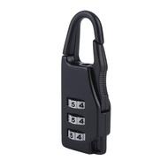 Security 3 Digit Combination Travelกระเป๋าเดินทางกระเป๋าเดินทางรหัสล็อคกุญแจดีสำหรับกระเป๋าเดินทางกระเป๋าเดิน...