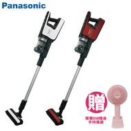 Panasonic國際牌 日本製造直立無線吸塵器 MC-BJ980 贈聲寶USB充電隨身手持風扇 SK-SA05U