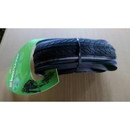 【馬上騎腳踏車】INNOVA PRO 26*1.5可折防刺輪胎 平胎紋 輕量化 抓地力佳銀線反光圈 晚上騎乘更安全