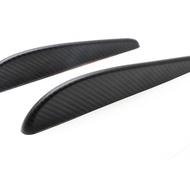 #改裝#立體款#通用型#保桿防撞風刀PU護條#碳纖維紋