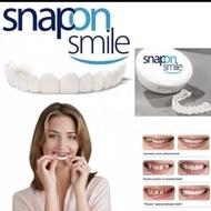 (100 % Original!!) Snap On Smile 100% Original Authentic / Snap 'N Smile Gigi Palsu !!
