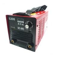 HOTWELL 漢特威 S200(DC) 電焊機 110/220V自動切換 變頻式電焊機