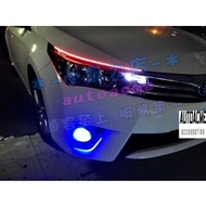 (小鳥的店) 豐田 2014-2015 ALTIS X版 11代 導光燈條 雙色 LED光條 導光條 白天燈 日行燈