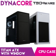 [TECWARE] Titan ATX with Window CPU Case