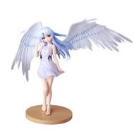 天使的心跳 立華奏雪乃機箱裝飾車載動漫美女手辦模型擺件公仔