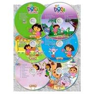 愛探險的朵拉 Dora the Explorer 全英文版13片DVD