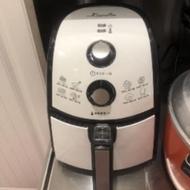 出貨中MOMO代購6612171【Karalla】日本熱銷健康氣炸鍋組含COPPER CHEF湯鍋(KC15025)