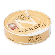 Nardin Anchovy Fillets in Olive Oil