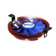 散熱器 CP值冠軍 超頻三原廠公司貨 蜂鳥E86 CPU塔型散熱器CPU風扇電腦組裝機殼原廠風扇
