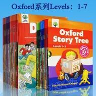 英文原版牛津故事樹 4-7級 Oxford Story Tree 52冊核心+拓展故事樹 兒童閱讀分級讀物非點讀版