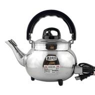 泉光牌 304不鏽鋼笛音電茶壺2L~5L 煮水壺 煮開水 燒水壺 熱水壺 開水壺 煮泡麵 台灣製