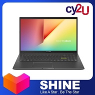 """Asus VivoBook 15 K513E-ABQ650TS 15.6"""" FHD Laptop - Indie Black (Intel Core i5-1135G7, 8GB RAM, 512GB SSD, Intel Iris Xe Graphics, Win10) + Free MS Office H & S and Asus Backpack"""