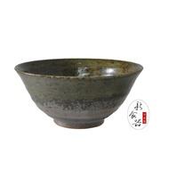 【新食器】日本製美濃燒古道麵碗(碗盤組)