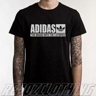 Vallenca Adidas T-shirt 3 Stripes Latest - Rp   Vallenca    kaos adidas 3 stripes terbaru    - rp