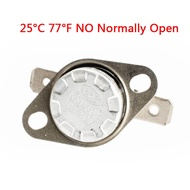 KSD301 Temperature N/O NO Normally Open Controlled Control Switch 25°C 77°F