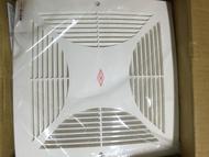 《電料專賣》  順光牌-SWF-15  220V 豪華靜音換氣扇-浴室用通風電扇/排風機