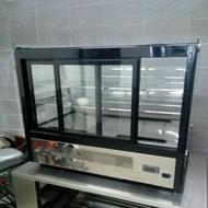 二手良品/桌上型展示冰箱/蛋糕櫃/冷藏櫃