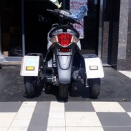 Gp125殘障機車,台中以南,免運費載送,殘障機車改裝改裝,4輪車,