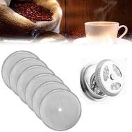 J56JE Reusable เครื่องทำกาแฟเป็นมิตรกับสิ่งแวดล้อมสแตนเลสที่กรองกาแฟชาตัวกรองตัวกรองตาข่ายอุปกรณ์ครัว