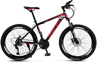 Bicycles Lightweight 21 speeds Mountain Bikes 26 Inch Bicycle Adult Student Outdoors Sport Cycling Road Bikes Exercise Bikes Hardtail Mountain Bikes