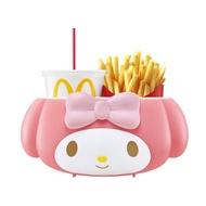 麥當勞美樂蒂置物盒全新麥當勞美樂蒂置物盒