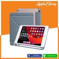 AppleSheep Origami For  iPad Mini5 มีที่เก็บ Apple Pencil เคสไอแพดคุณภาพดีที่สุดจาก Case iPad