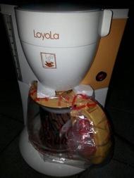 loyola 全新 咖啡機