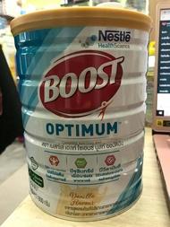 นม BOOST OPTIMUM บูสท์800กรัม เวย์โปรตีนคุณภาพดี