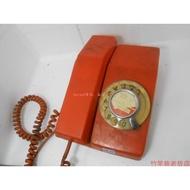▶創意新品◀老式二手舊電話機撥盤桌式轉盤老電話座機古董老上海道具1213-48
