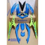 Cover Set Yamaha Moto Thailand Aerox NVX NVX155 Blue CoverSet