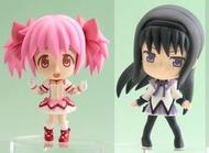 "【Prize】 Chibi Kyun Character ""Magical Girl Madoka ☆ Magica"" vol.1 2 species Kaname Madoka Akemi Hamura"