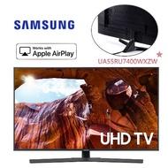 聊聊驚喜價★SAMSUNG三星 55RU7400 55吋4K 液晶電視 UA55RU7400WXZW
