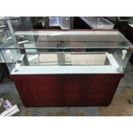 【吉林二手貨A0500004】古董收藏 收納櫃 立櫃 展示櫃 珠寶展示櫃