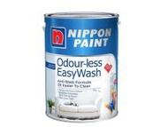 Nippon Paint Odour-less Easywash - Base 3 - Serendipitous NP N1926D - 5L