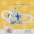 YSH益勝軒 幼幼1-4歲 醫療 3D立體口罩50入/盒-飛機飛高高 台灣製 符合國家標準