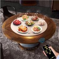 现货在售  110v方型圓形飯菜保溫板家用暖菜板熱菜板保溫碟溫墊加熱餐桌熱菜神器