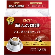 UCC Artisan Coffee Drip Coffee Special Blend 18 Sheets