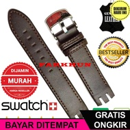 (Pay For Place) Oe4974 Genuine Leather Strap Swatch Swatch Swatch Strap 21 mm 21mm Leather