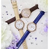 แท้ศูนย์ CASIO SHEEN นาฬิกาข้อมือผู้หญิง สายสแตนเลส SHE-4052 ประกัน 1 ปี