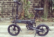 "Brand New Fiido M1 Folding Electric Mountain Bike 20"" Wheels 4 inch"