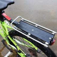 腳踏車快拆貨架鋁合金快拆貨架腳踏車後架山地車後座馱包後貨架配件