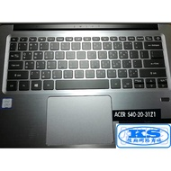 ACER S40-20-31Z1 鍵盤膜 Swift3 S40-20-735G SF514-53T-73HN【KS優品】