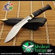 詮國 - Khukuri House 廓爾喀 / 廓爾克手工刀具 / 迷你叢林灣刀 / AM-2004